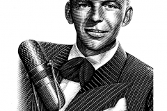Frank-Sinatra-portrait-