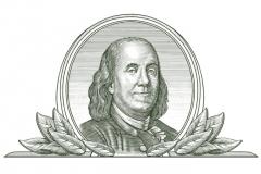 Franklin-Portrait