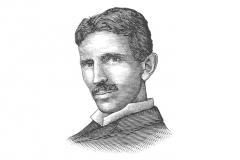 Nikola_Tesla-art