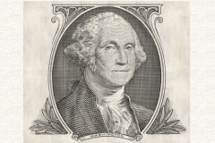 George-Washington-Dollar-Bill-border