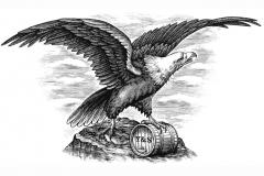 Yuengling-Eagle