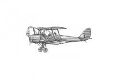 Bi-plane-art