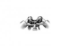 Binoculars-art