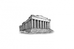 Parthenon-art