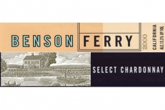 Benson-Ferry-label