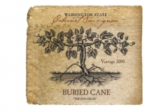 Buried_Cane_label