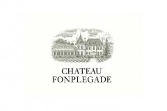 Chateau_Fonplegade_Logo