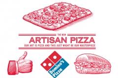 Dominoes-Pizza