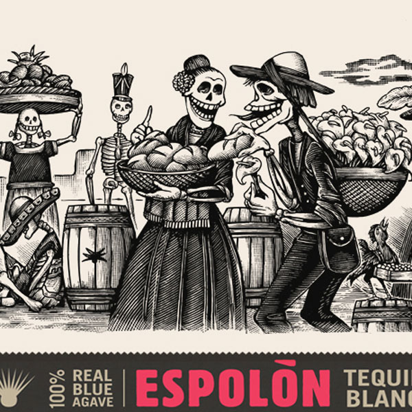 Espolon Market Scene
