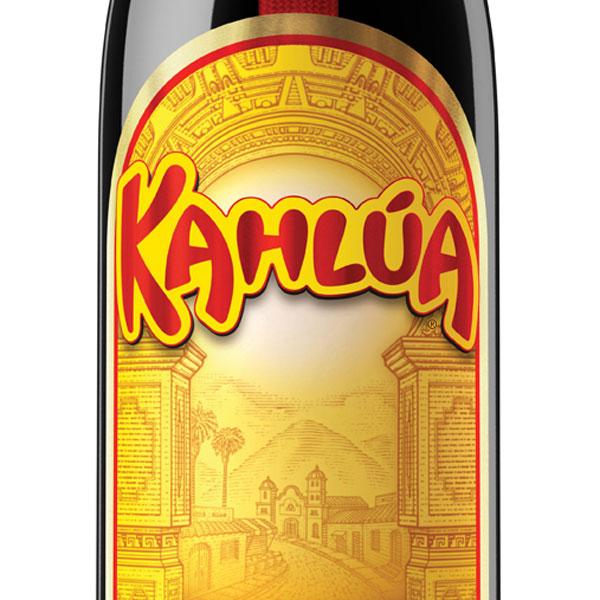 Kahlua Label