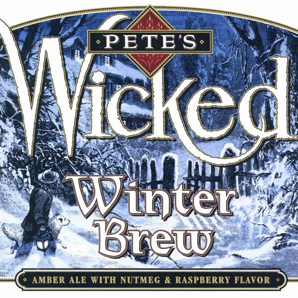 Pete\'s Wicked Ale Winter Brew