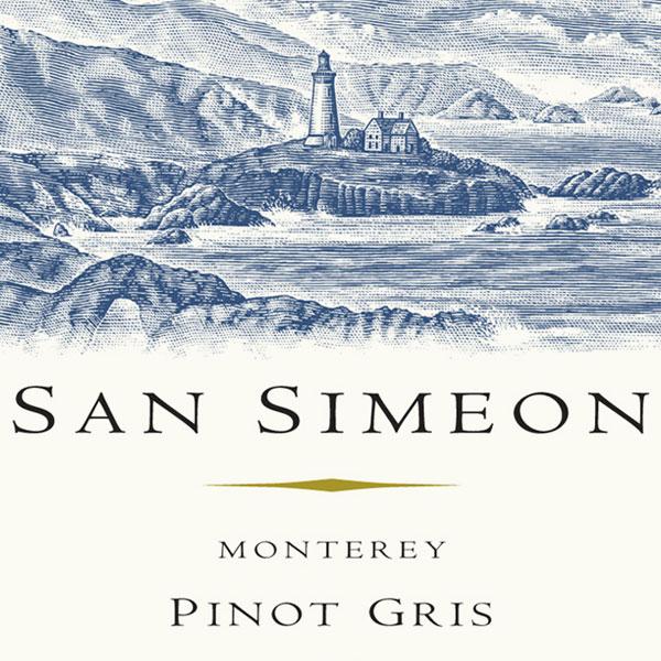 San Simeon - One Blue